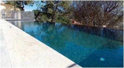 Tasación en piscinas