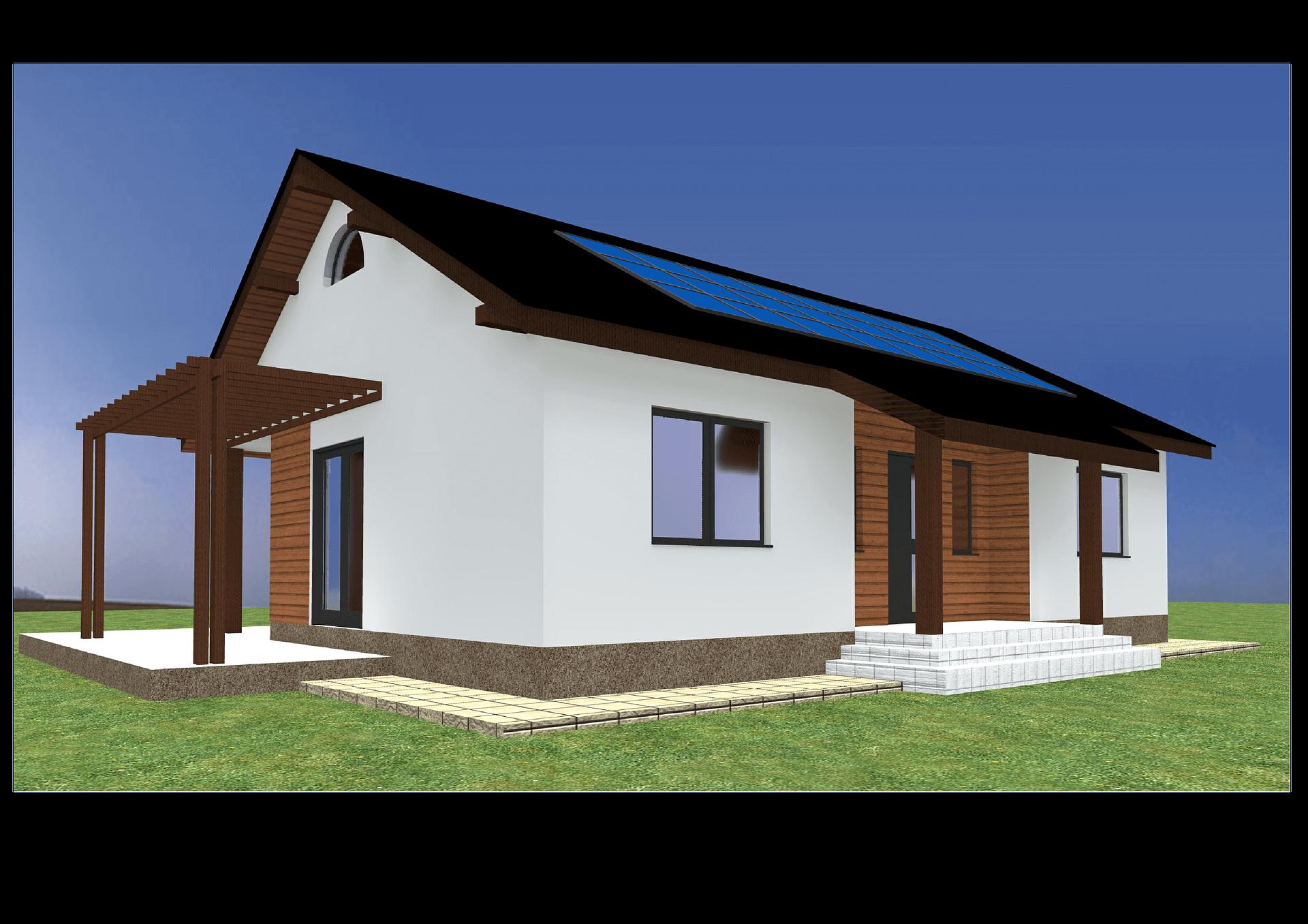 Cu nto cuesta una casa pasiva guiaarquitectura - Cuanto cuesta una casa contenedor ...