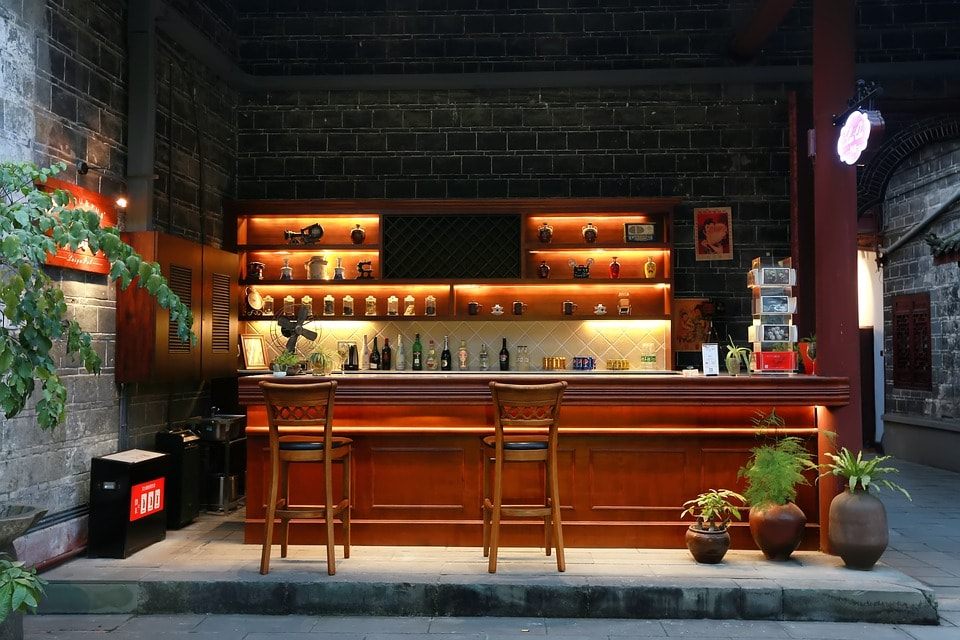 Pasos montar bar