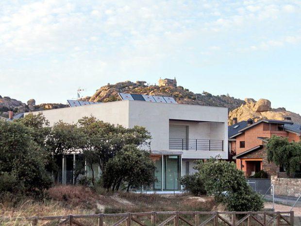 Tipos de casas más bonitas de la Sierra de Madrid