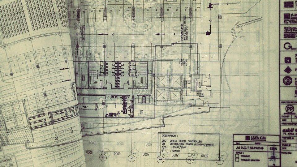 Construcción - plano