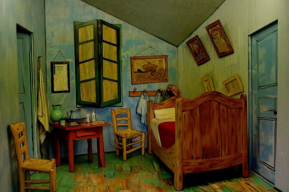 decoracion de paredes con papel pintado