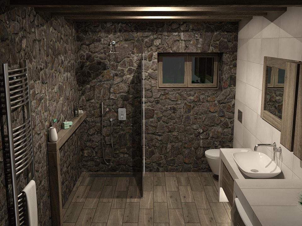 baño_rustico
