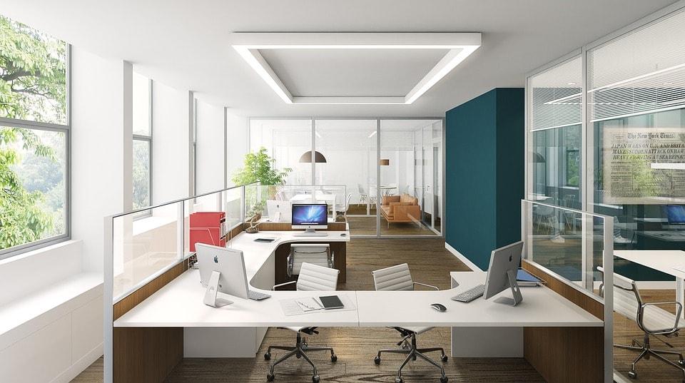 decoración-oficinas