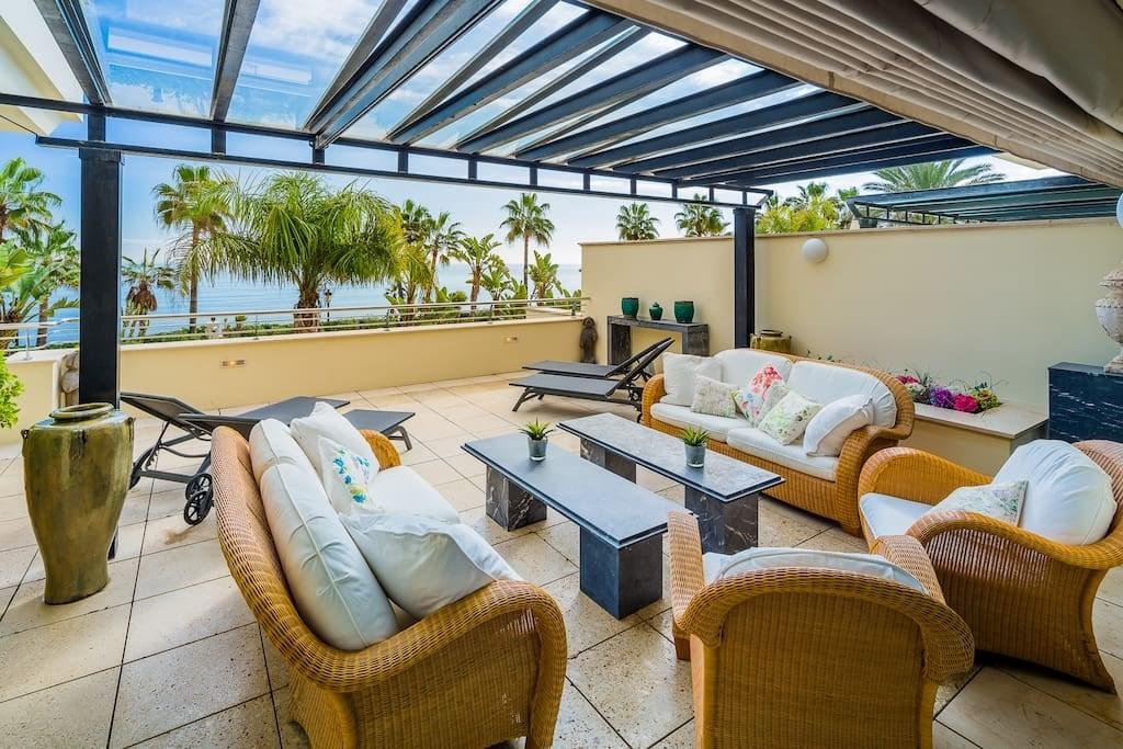 Alquiler de pisos de lujo Marbella
