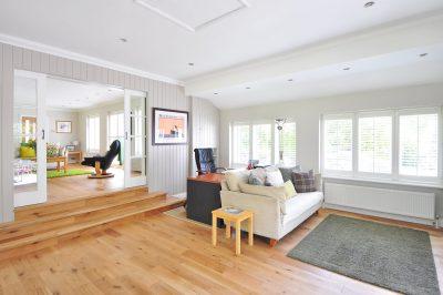 Cómo organizar el espacio en tu salón