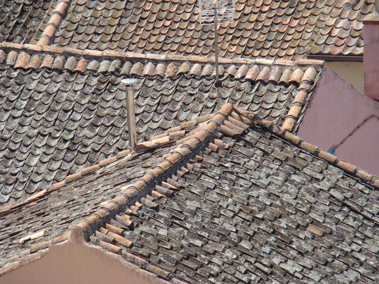 Cubrir tejado