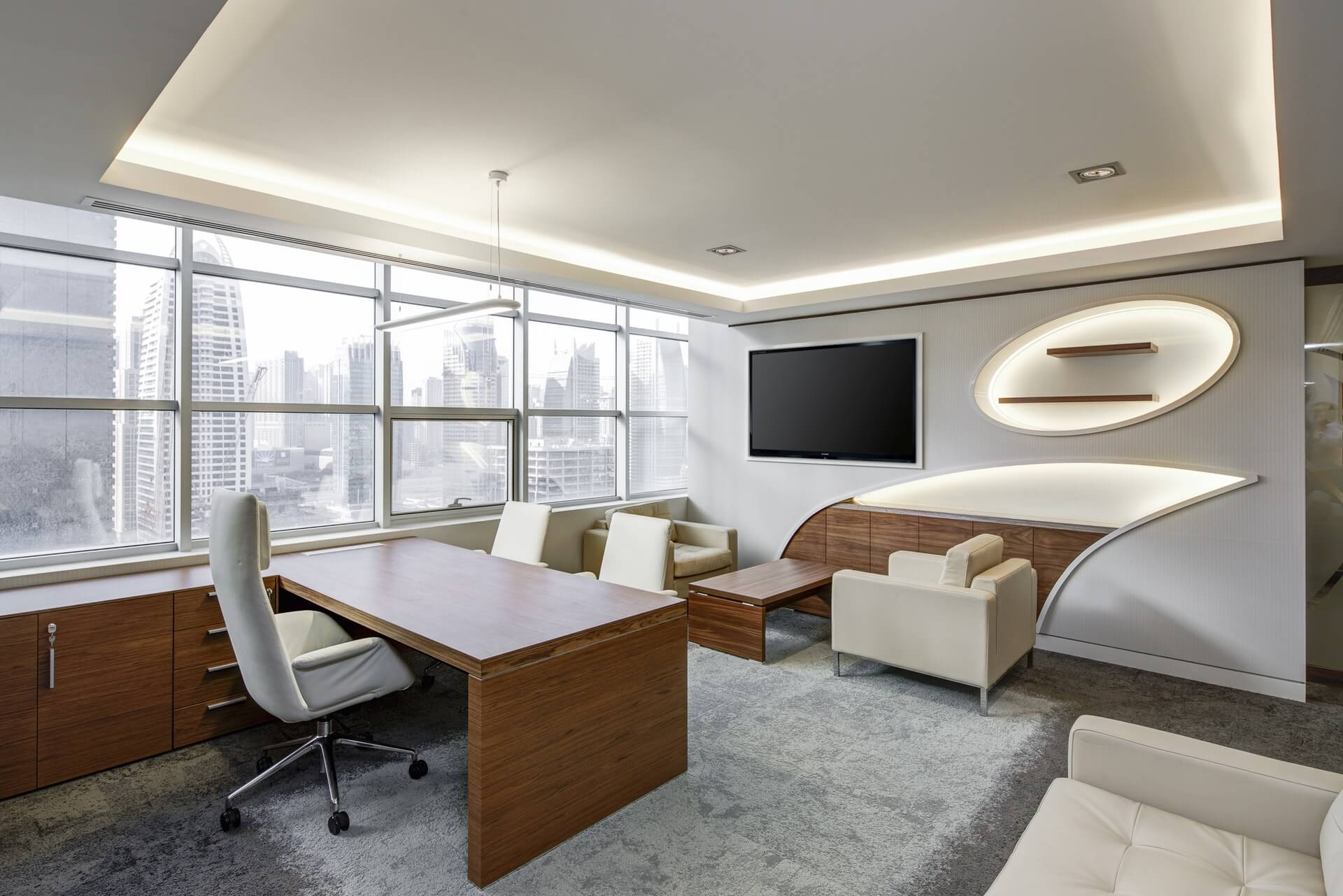 interiorismo en oficinas