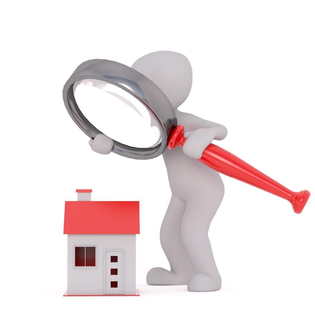 Inspeccionar casa