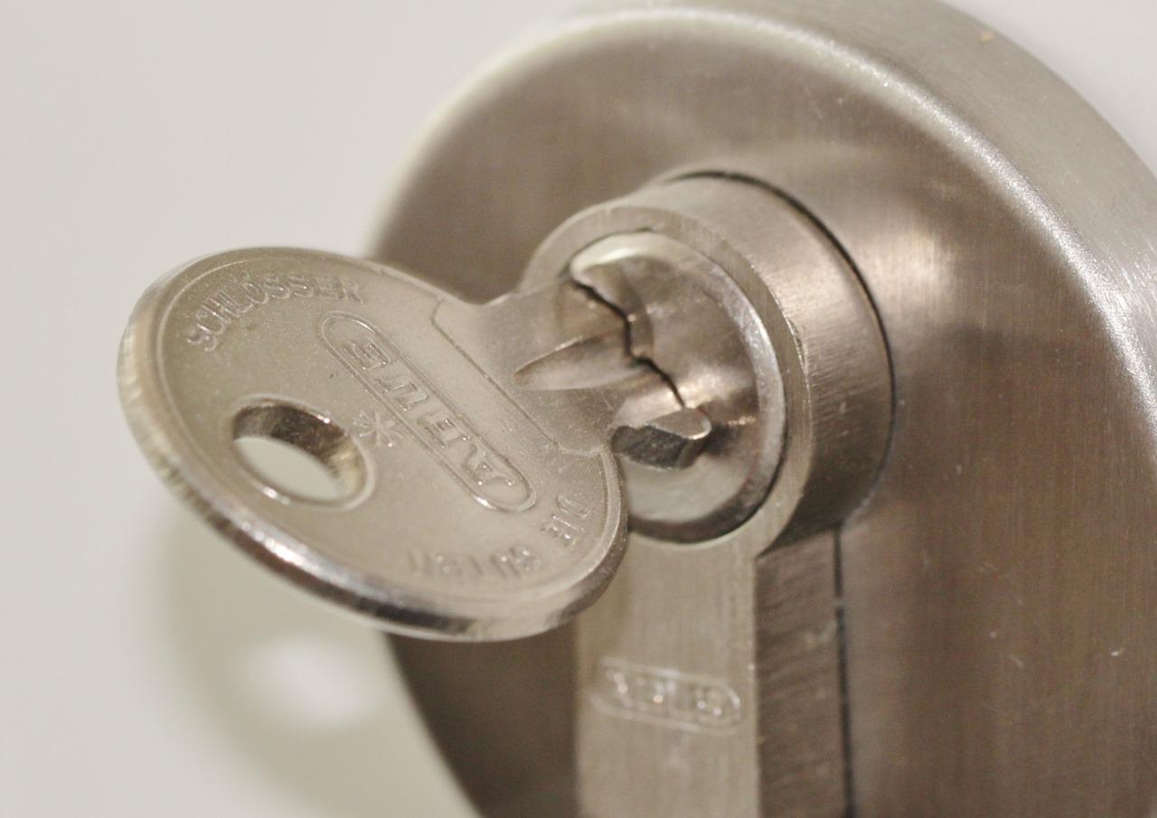 Cerradura-Puerta