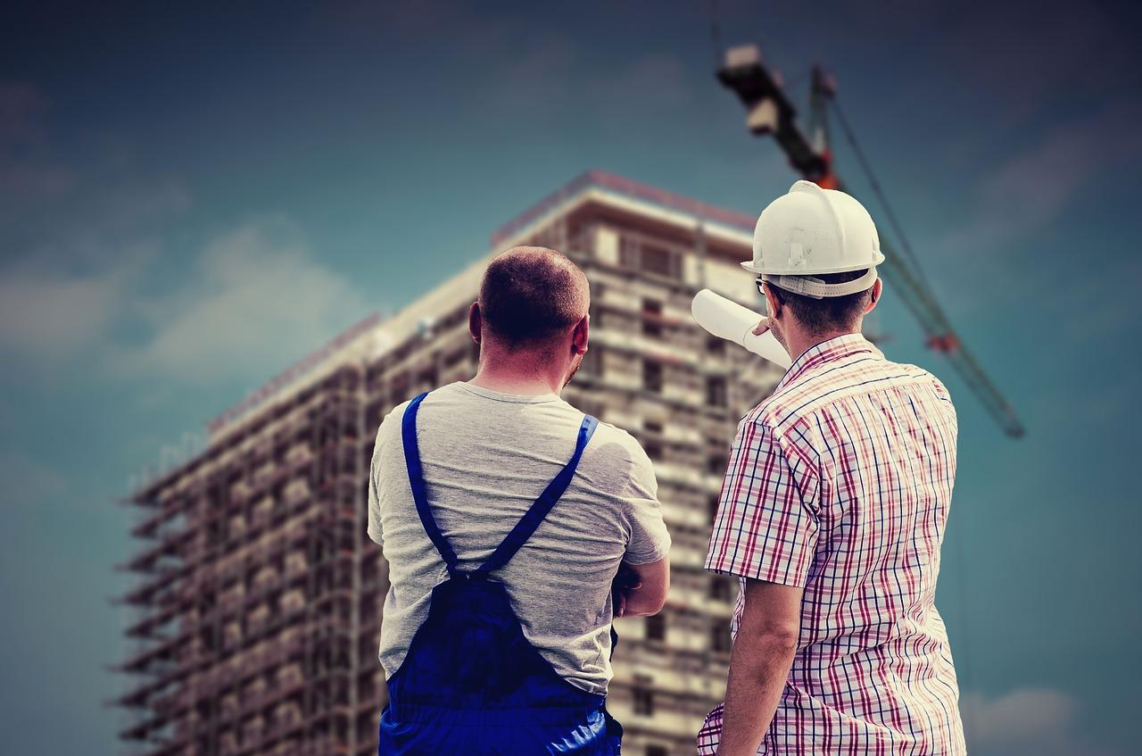 Arquitectos-construcción