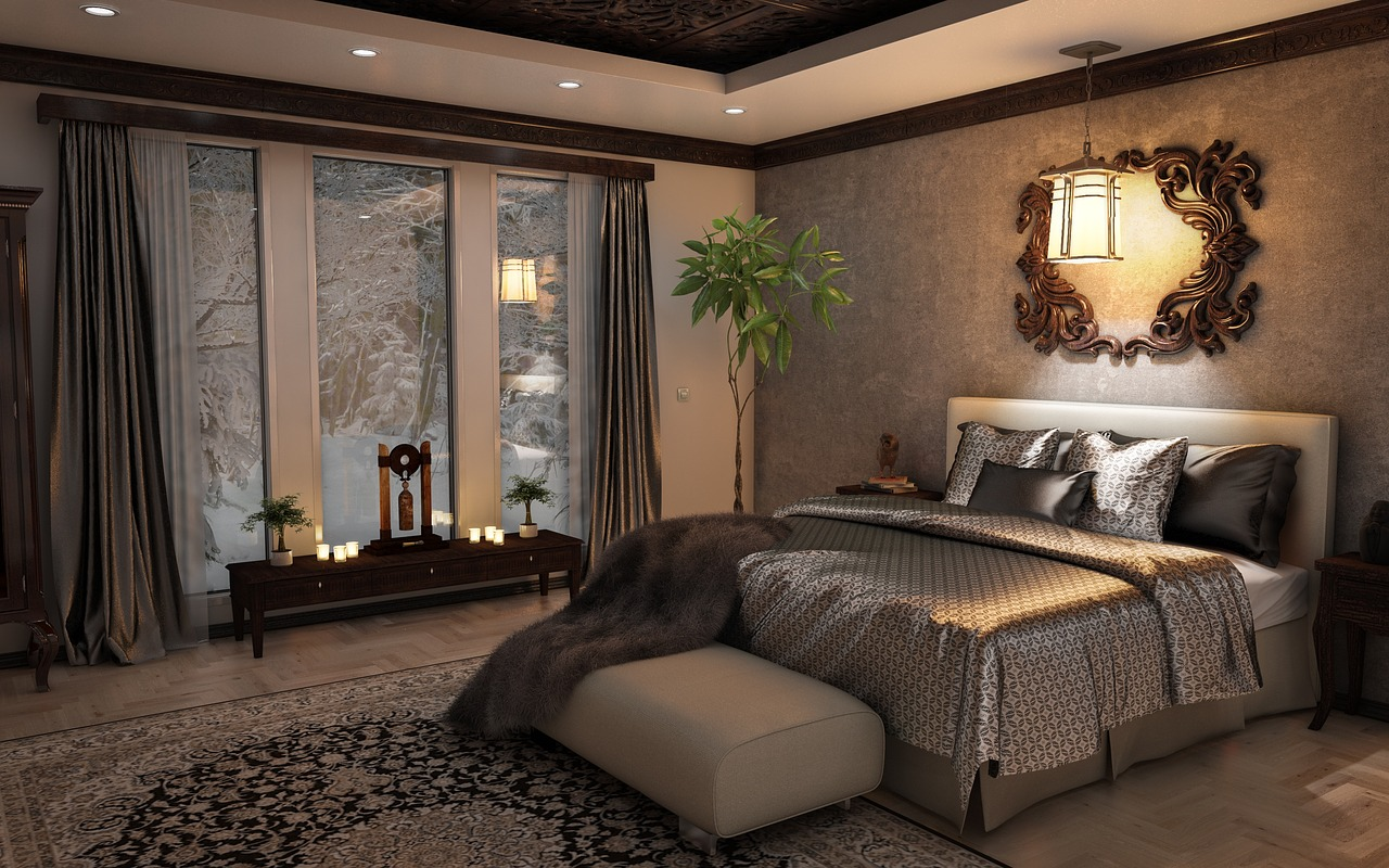 Dormitorio-ordenado