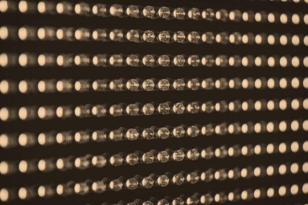 Salva al planeta y utiliza luces LED
