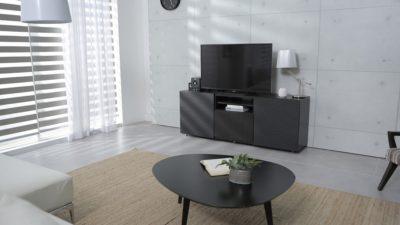 Cómo decorar un salón con muebles de televisión