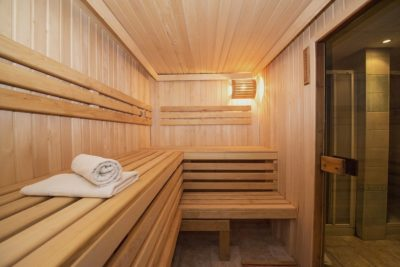 Relaja tu mente con una sauna en casa