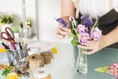 Flores, un clásico de la decoración