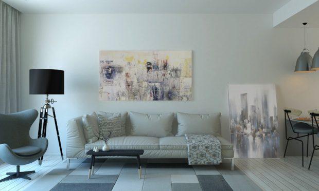 Ideas sencillas para decorar el salón