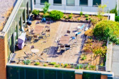Impermeabiliza tu terraza y no temas a la lluvia
