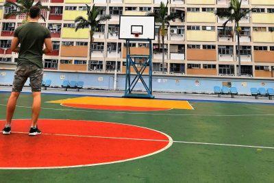 Las  construcciones deportivas: Distintas instalaciones