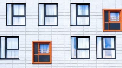 Dale nueva vida al pintar la fachada de tu edificio
