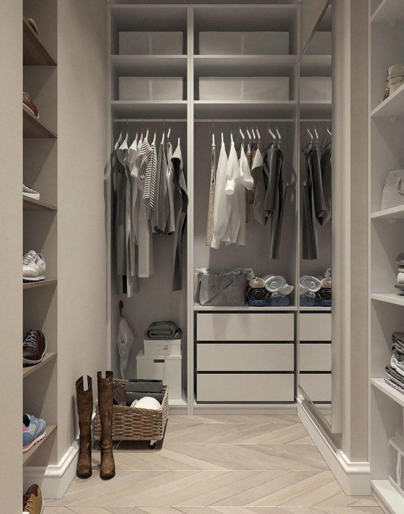 Grandes soluciones para armarios pequeños
