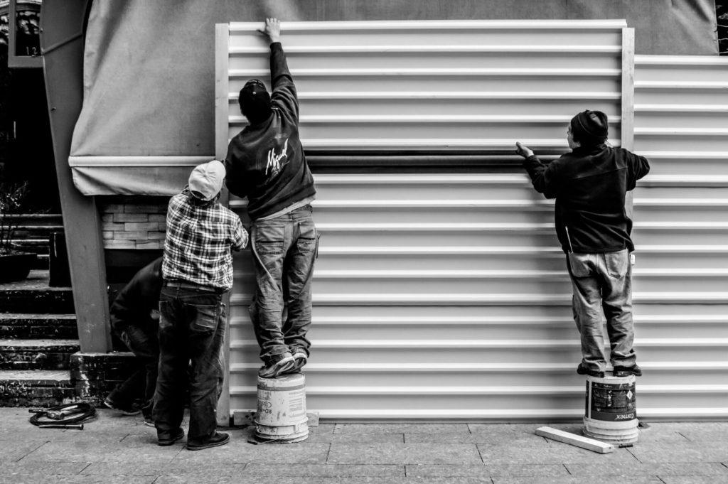Instrusismo profesional en la construcción