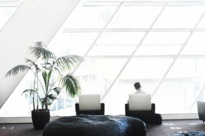 Diseña tu oficina en, ¿una nave industrial?