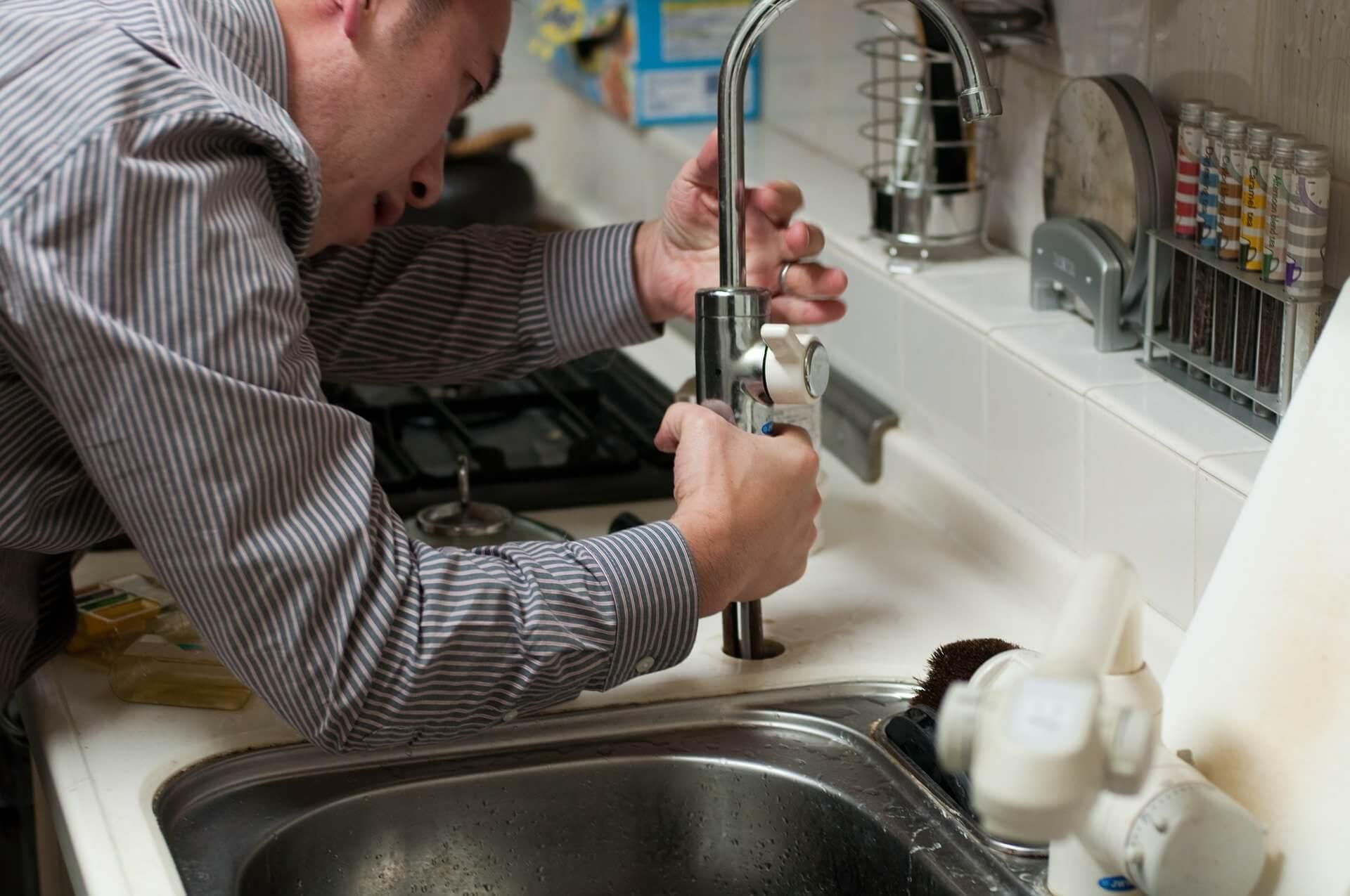 fuga agua cocina