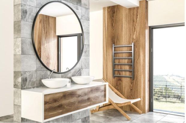 Radiador toallero: calienta tu baño y tus toallas