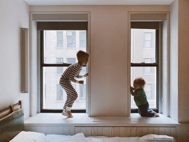 Estores de noche y día para ventanas