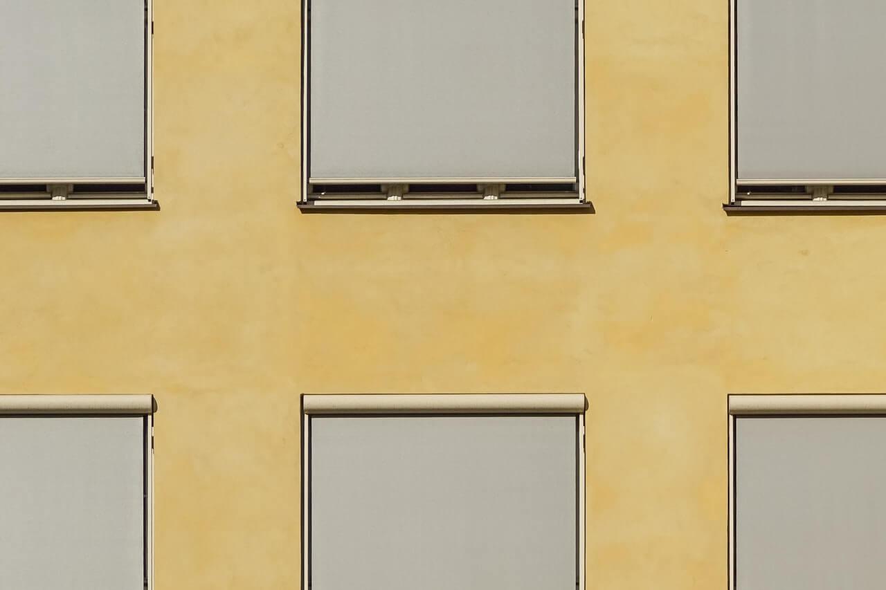 Tipos de persianas enrollables