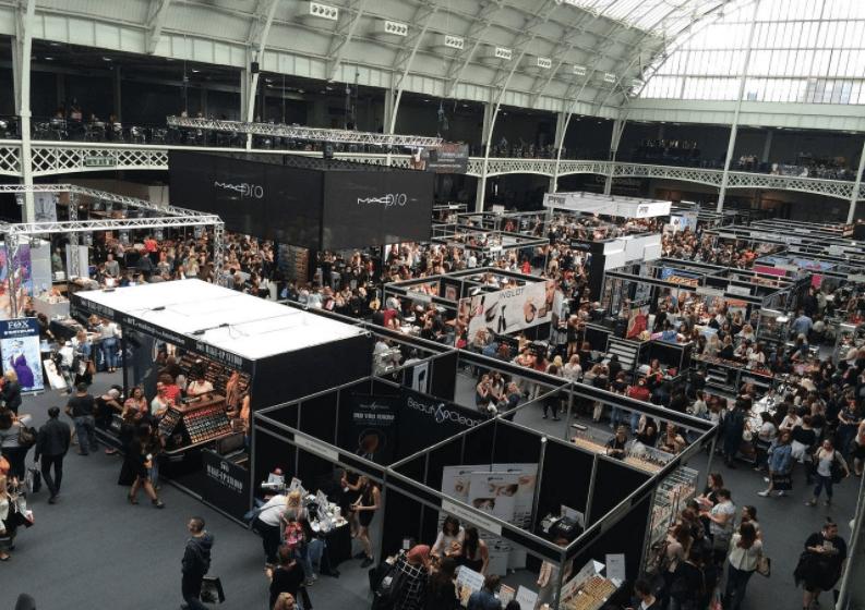 Exhibición ferias y eventos