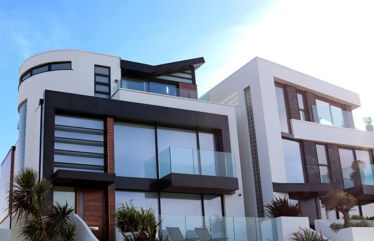 Tendencias en casas modernas