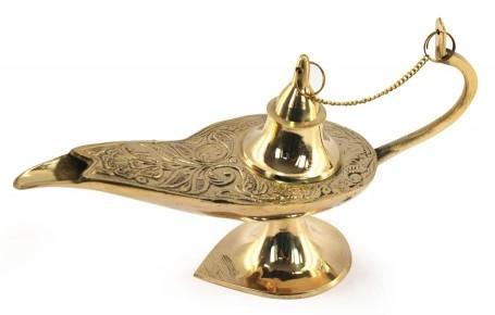 lámpara de Aladín