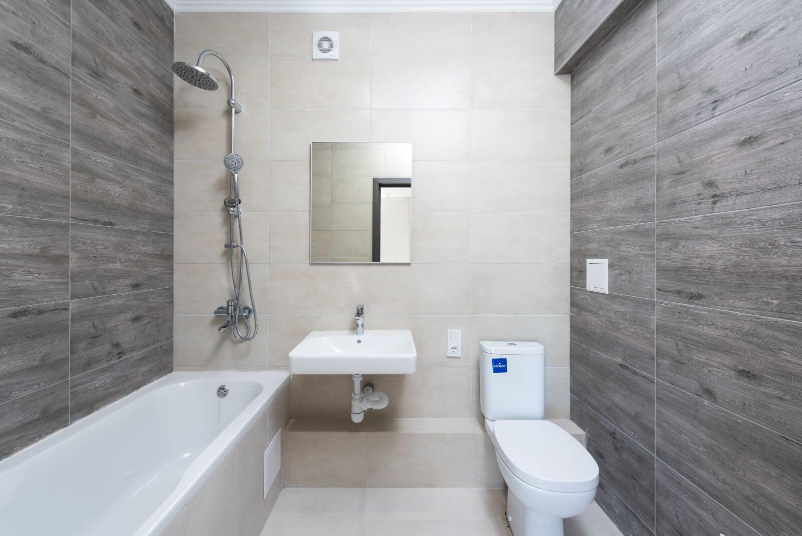 baño sin ventanas