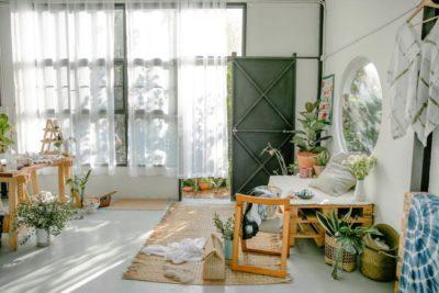 El boom del microcemento en la decoración de interiores