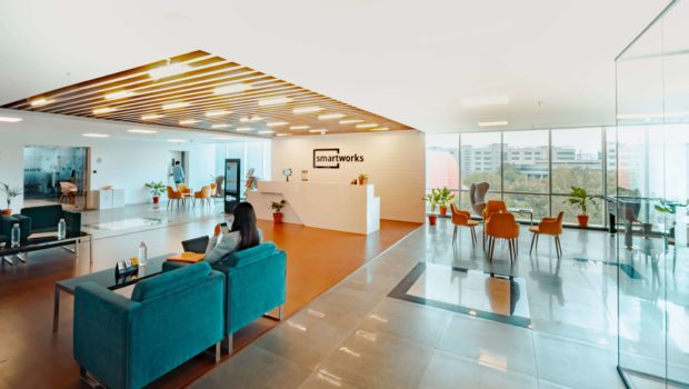 Amueblar la oficina con diseño corporativo