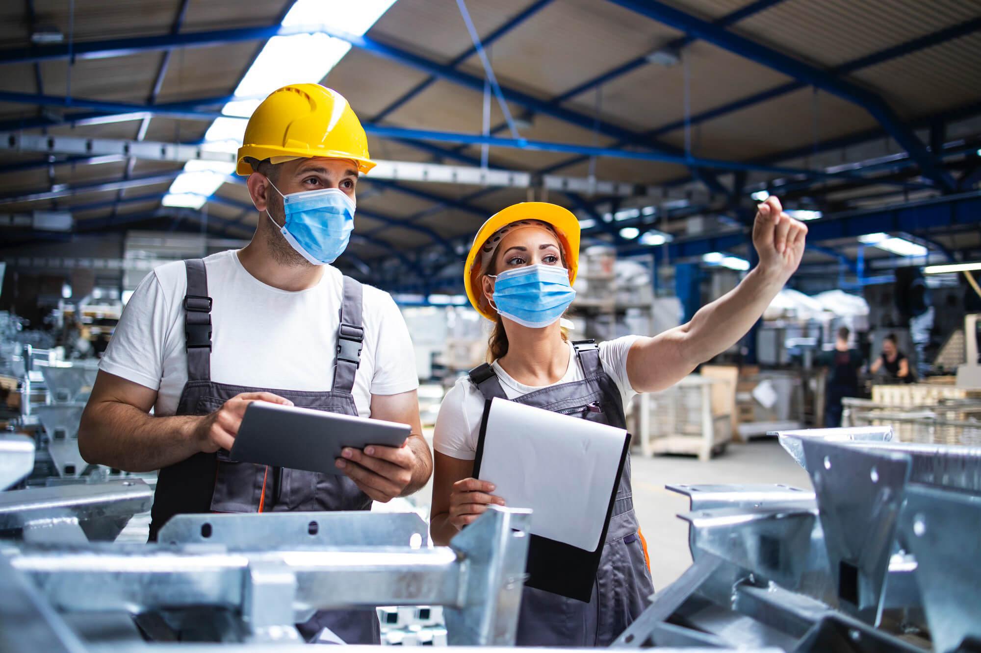 mantenimiento en la industria